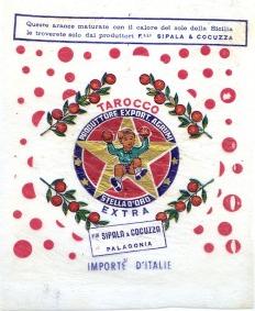 cartine per agrumi