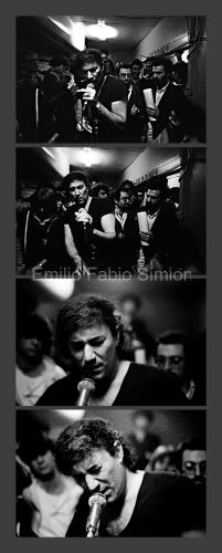 Demetrio Stratos. Il treno di John Cage, alla ricerca del silenzio perduto. Stazione Centrale di Bologna, 1978