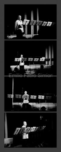 Emmett Williams. Milano Poesia. 1989