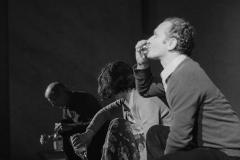 """Concerto Zaj. Musica per un bicchiere non molto grande. """"Rumore di fondo"""". Pavia 1978"""