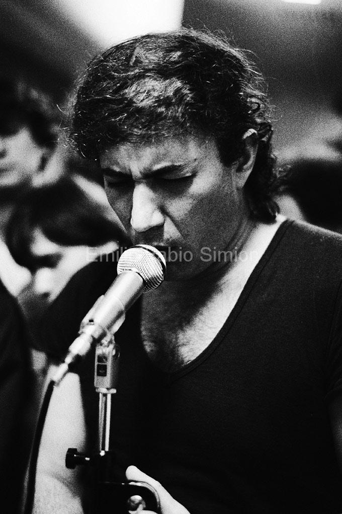 """Demetrio Stratos. """"Il treno di John Cage.  Alla ricerca del silenzio perduto"""". Bologna 1978"""