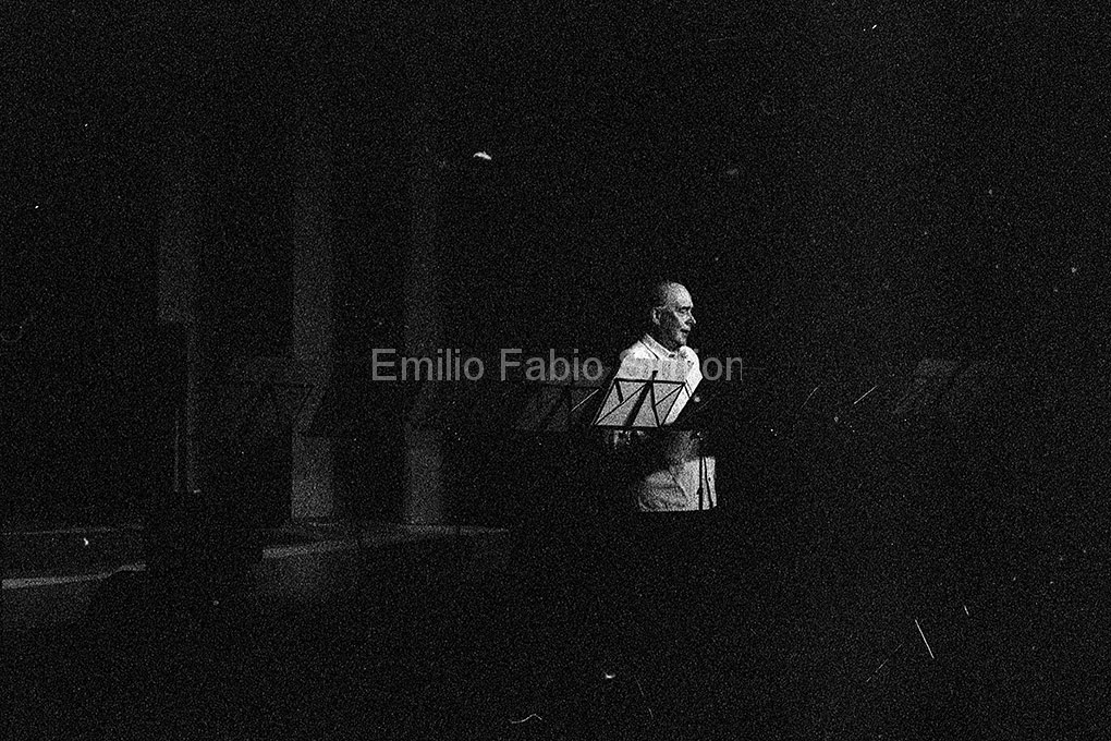 Emmett Williams, Musica. Milano Poesia. Milano 1989