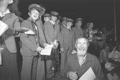 Il treno di John  Cage - Alla ricerca del silenzio perduto - Bologna 1978