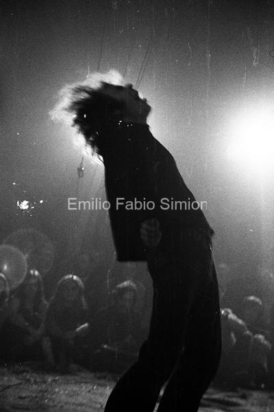 Living Theatre. Paradise Now. Circo Medini, Milano 1969
