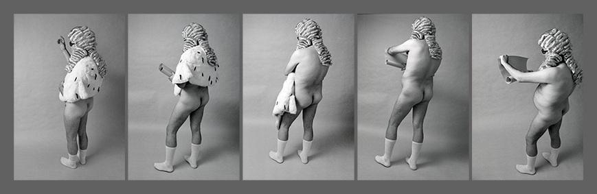Michele Straniero - Re nudo - n.0