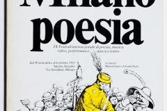 Milano Poesia IX Festival - 1991