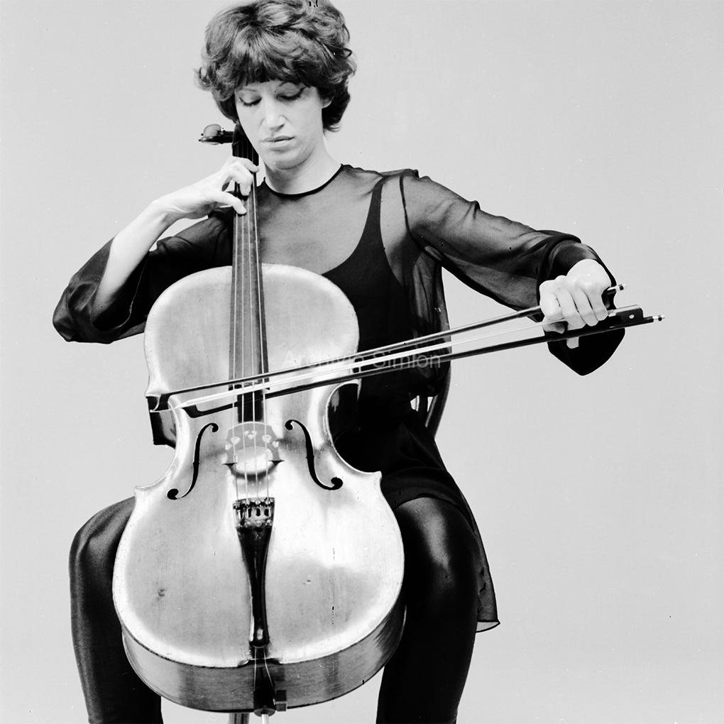 Frances Marie Uitti