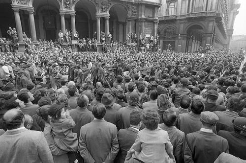 Adunata Alpini - Milano 1967