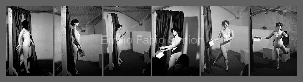 """Valeria Magli - """"Le avventure della signorina Richmond"""" - by Nanni Ballestrini"""