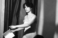 """Valeria Magli. """"Le avventure della signorina Richmond"""" by Nanni Ballestrini"""