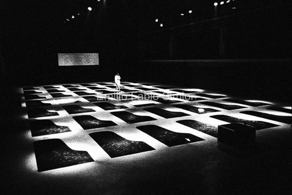 Walter Marchetti. Cementerio Zaj. Milano Poesia. Spazio Ansaldo. Milano, 1989